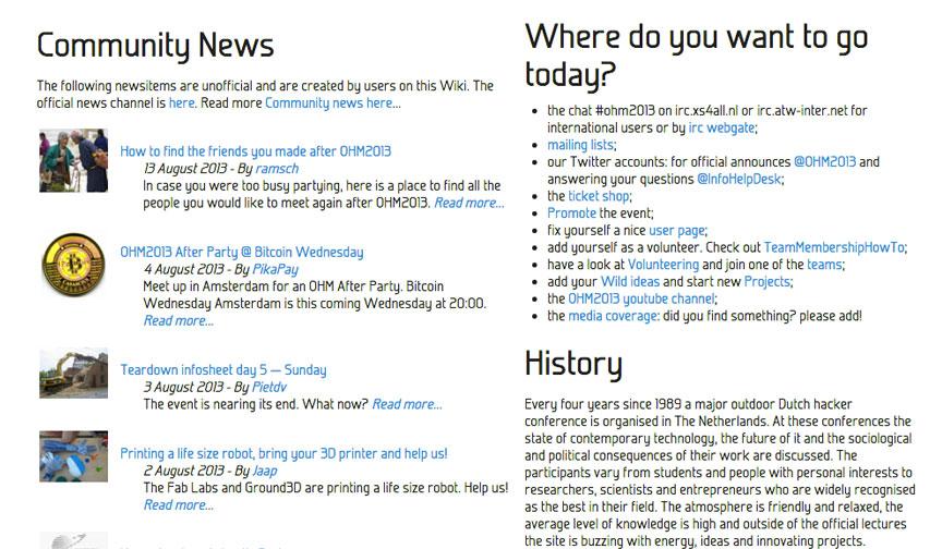 ohm2013-wiki